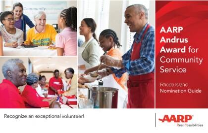 Help Us Honor an Outstanding Volunteer