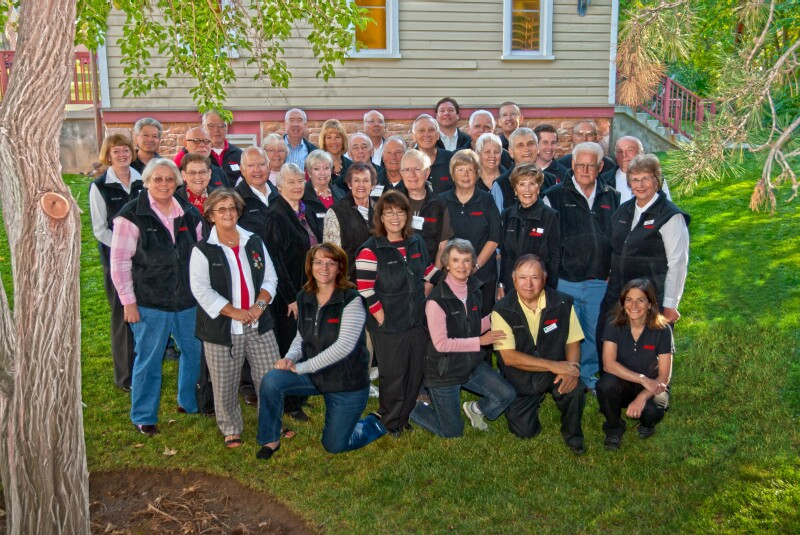 2012 Volunteer Summit Group Photo