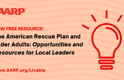 AARP Releases American Rescue Plan Act Resource for Oklahoma's Local Leaders and Community Partners