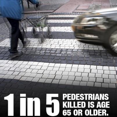 Pedestrians, Safer Streets