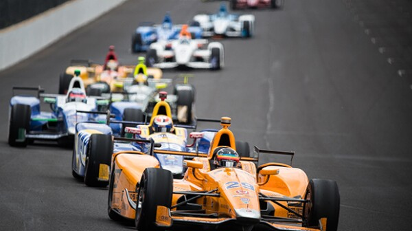 2017 Indy 500 Presented by PennGrade Motor Oil