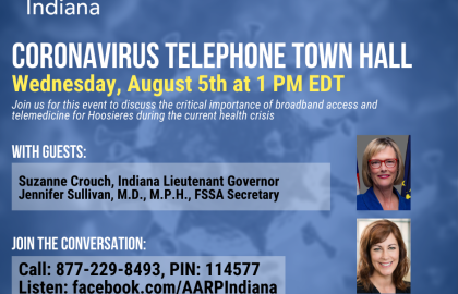 Indiana officials talk tech, telemedicine and COVID-19 Aug. 5