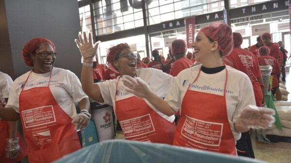 AARP Meal Pack Challenge - Memphis TN