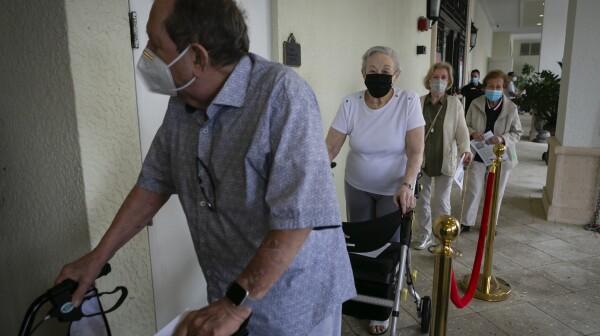 Covid-19 vaccination in Miami