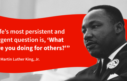 AARP SC Celebrates MLK Day By Celebrating Community
