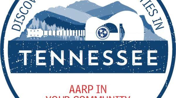 AARP TN State Seal