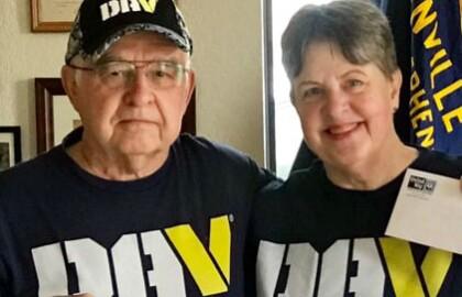 AARP Texas 2019 Andrus Award Recipient Helps Veterans