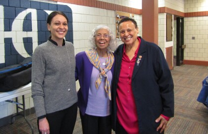 Celebrating Black History Month: Hallie Q. Brown Community Center