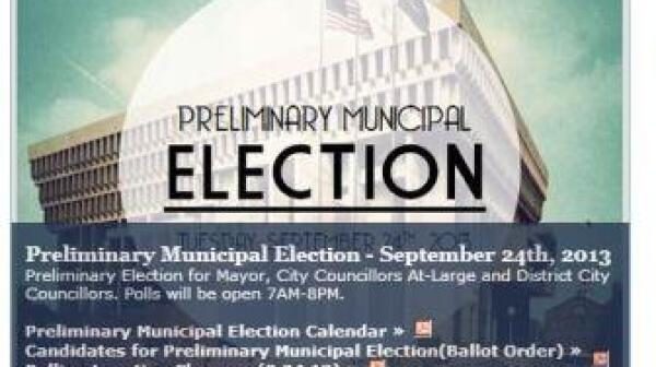 Boston Mayoral Primary