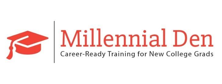 Millennial Den Logo