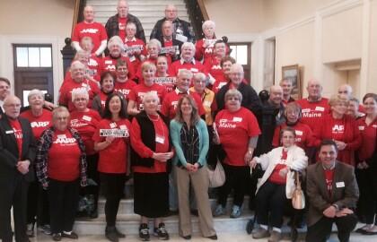 Meet The AARP Maine Executive Council