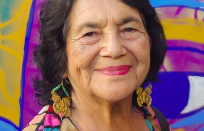 Dolores Huerta in Denver
