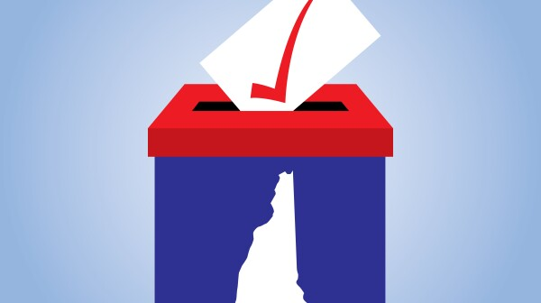 New Hampshire Ballot Box icon