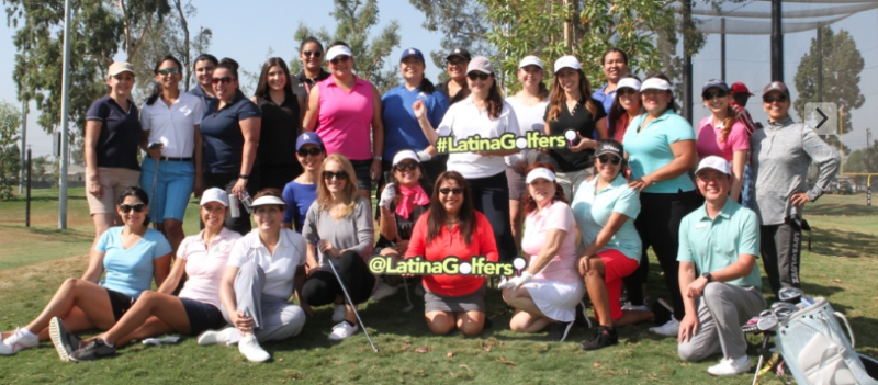 Latina Golfers Association 2