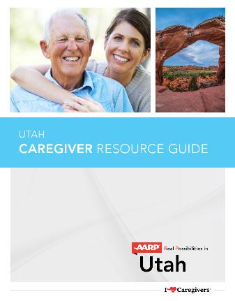 Utah Caregiver Resource Guide cover