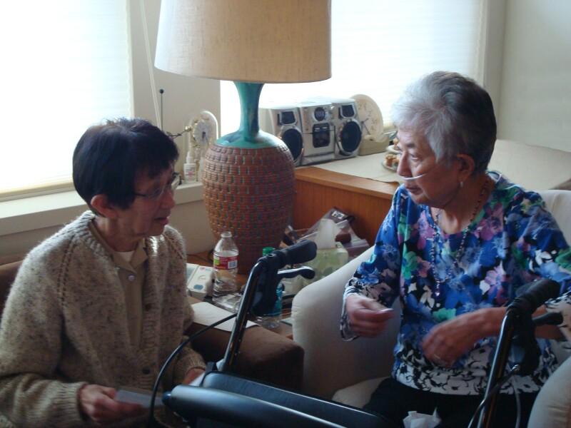 Caregiving photo