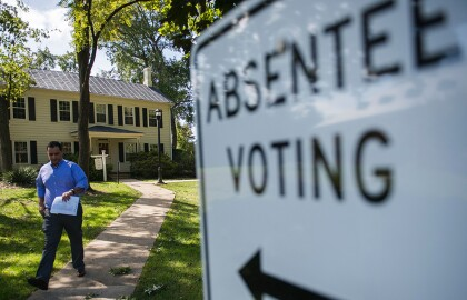 Advocating for Absentee Voting in Delaware