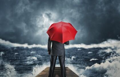 Lidiando con las ansiedades, los temores y las tensiones de un huracán