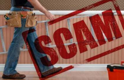Home Improvement Scams