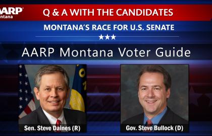 Q & A with Montana's U.S. Senate Candidates