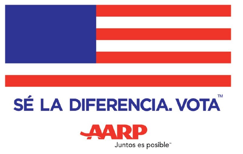 Voter E logo - spanish