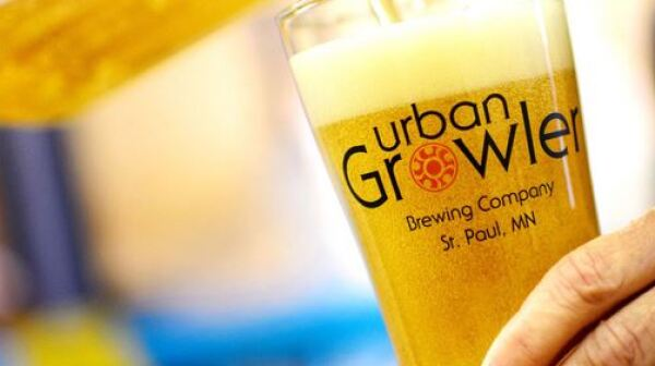 Urban Growler -- Beer