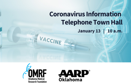Coronavirus Information Telephone Town Hall Event - January 13, 2021