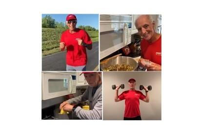 U-Man's Healthy Ways