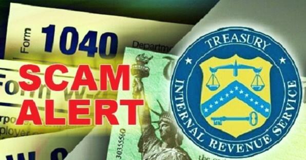 IRS-Scam-Alert