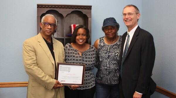 Senior Center of York DSP award