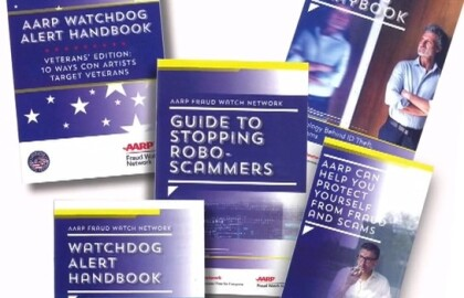 Request Free Fraud Watch Network Resource Kit from AARP Oklahoma