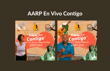 AARP En Vivo Contigo Digital Series