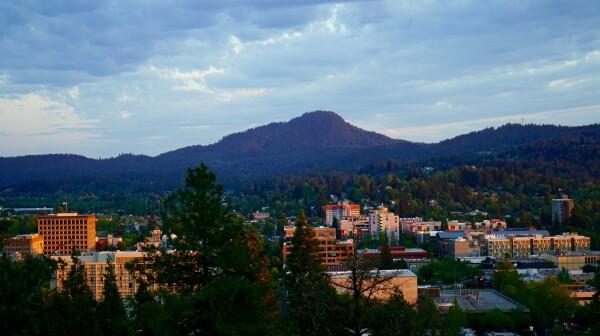 Eugene City