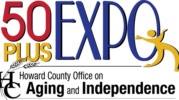 MD Howard County 50+EXPO logo