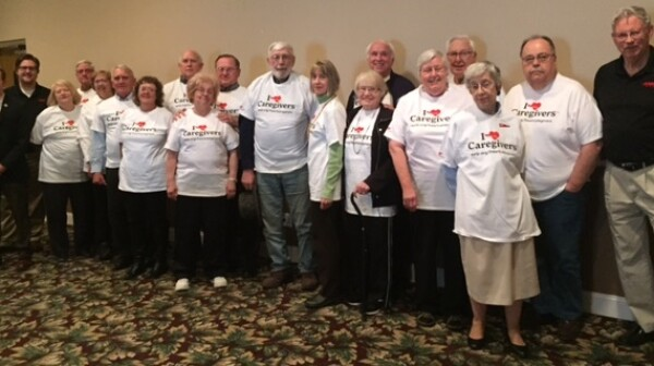 Grand Forks caregiving volunteers
