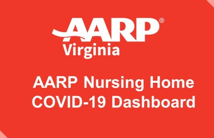 New AARP Analysis Shows Rate of COVID-19 Deaths in Virginia Nursing Homes Has Tripled in Three Months