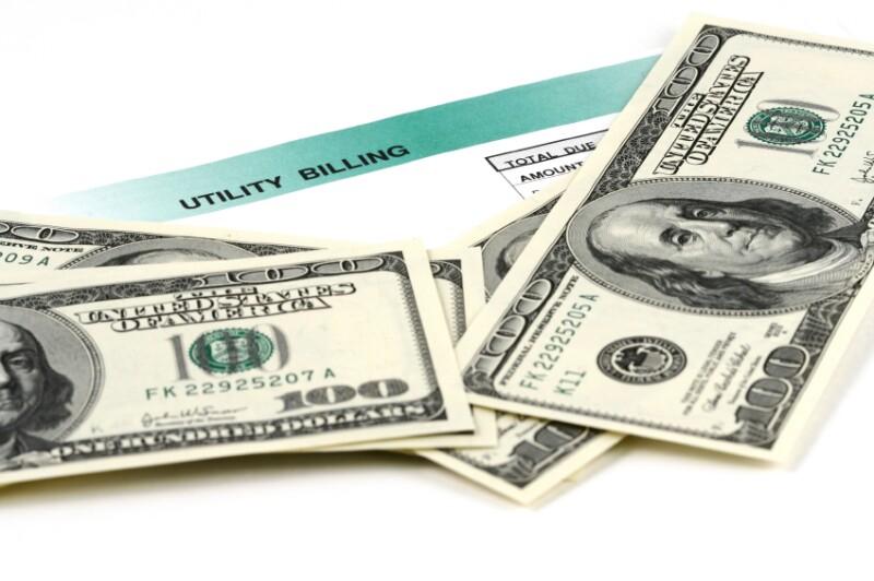 saving you money on utility bills