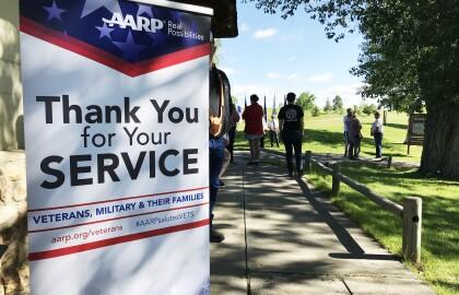 Sheridan Veterans Golf Outing Brings Nearly 60 Participants