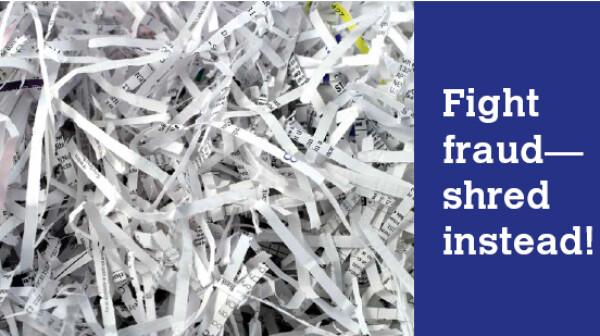 shredder event