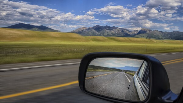 Driver Safety rearviewmedium iStock