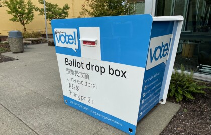 Mail Ballots Lead the Way
