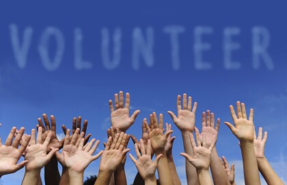 Apply to be our next volunteer State President
