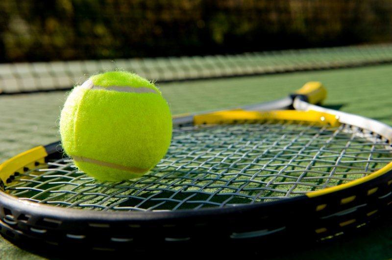 Tennis racket photo