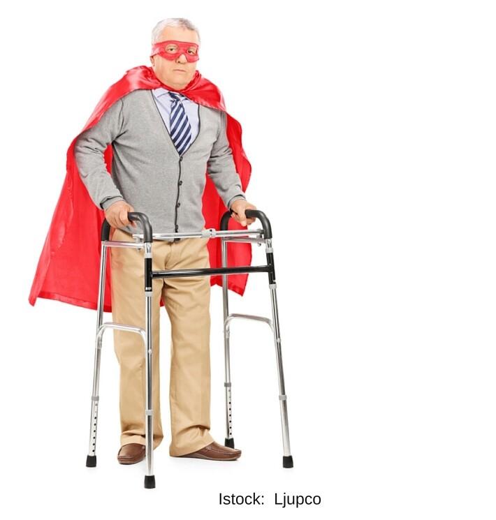 super walker(ALF)