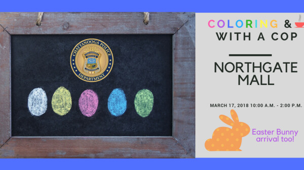 Coloring With Cops