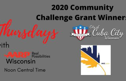 Supporting and Investing in Wisconsin Communities