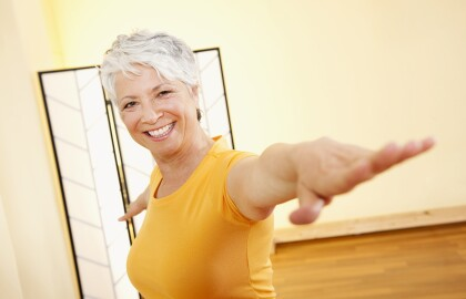 Join AARP Oklahoma & LIFE Senior Services for Virtual Laughter Yoga on May 14