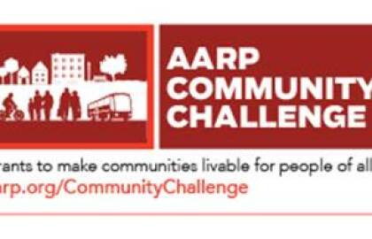AARP Community Challenge Grants Program Accepting 2021 Applications