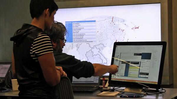 Investigators at Microsoft Digital Crimes Unit 1