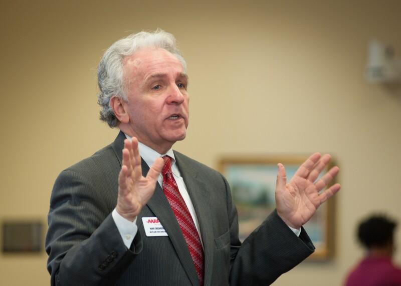 MD Hank Greenberg Director of AARPMD